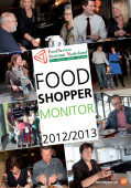 Eerste FoodShopper Monitor is uit