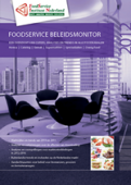 Foodservice beleidsmonitor in de media